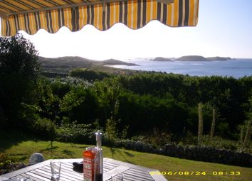 Thumbnail 3 bedroom detached bungalow for sale in Higher Town St Martins, Isles Of Scilly