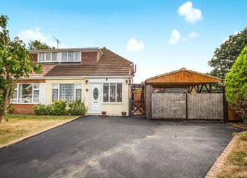 Thumbnail 3 bed semi-detached house for sale in Kingsley Road, Horley, Surrey