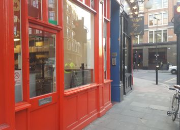 Thumbnail Retail premises to let in Clerkenwell Rd, Clerkenwell