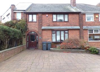 Thumbnail 3 bedroom terraced house for sale in Croft Road, Yardley, Birmingham