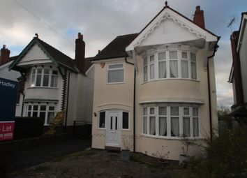 Thumbnail 3 bed detached house to rent in Hungary Hill, Stourbridge, West Midlands