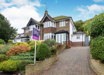 Thumbnail 3 bed semi-detached house for sale in Ballards Way, South Croydon