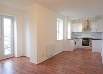 Thumbnail 1 bed flat for sale in Memorial Avenue, London