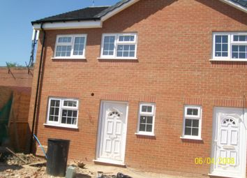 Thumbnail 3 bed end terrace house for sale in Lanchester Way, Castle Bromwich