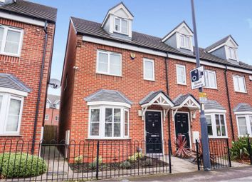 Walsall Road, Willenhall WV13. 3 bed town house for sale