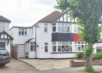 Thumbnail 3 bed semi-detached house for sale in Oxhawth Crescent, Bromley