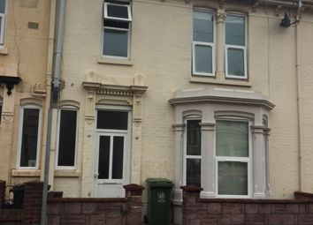 Thumbnail 5 bed terraced house to rent in Manners Road, Southsea, Portsmouth, Hampshire