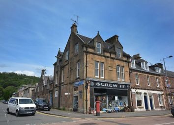 Thumbnail 2 bed flat for sale in 2 Bedroom Flat, North Church Street, Callander