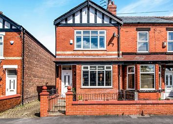 Thumbnail 3 bed terraced house for sale in Linley Road, Sale