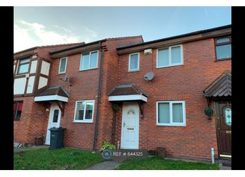 Thumbnail 2 bed terraced house to rent in Dairy Close, Tipton