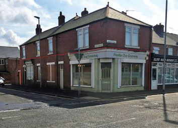 Thumbnail Commercial property for sale in Milburn Road, Ashington