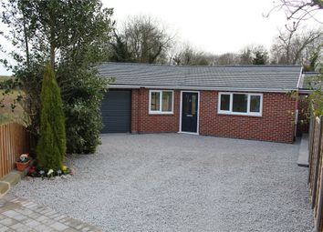 Thumbnail 2 bed detached bungalow for sale in Brascote Road, Newbold Verdon, Leicestershire