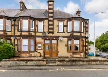 Thumbnail 1 bed flat for sale in 122 Townhill Road, Dunfermline