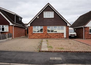Thumbnail 2 bed bungalow for sale in Peters Close, Eastwood
