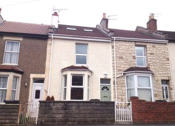 Thumbnail 2 bed terraced house to rent in Burchells Green Road, Kingswood, Bristol