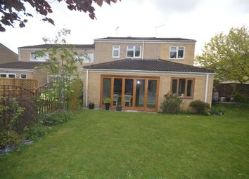 Thumbnail 4 bed end terrace house for sale in Martin Close, Cirencester