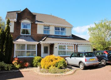 Thumbnail 4 bedroom detached house for sale in Chapel Road, Three Crosses, Swansea