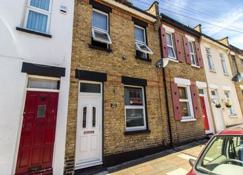Thumbnail 2 bed terraced house for sale in Oakleigh Avenue, Southend-On-Sea