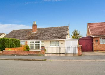 Thumbnail 2 bed semi-detached bungalow for sale in Sussex Road, South Wigston, Leicester