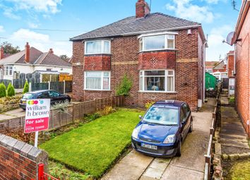 Thumbnail 2 bed semi-detached house for sale in Hunningley Close, Barnsley