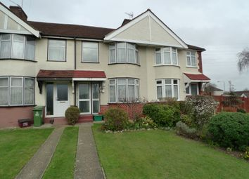Thumbnail 3 bed terraced house for sale in Harcourt Avenue, Sidcup