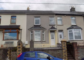 Thumbnail 3 bed terraced house for sale in Bryngaer Tce, Brynithel