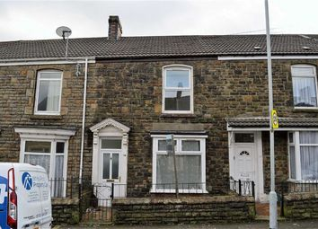 Thumbnail 3 bed terraced house for sale in Robert Street, Swansea