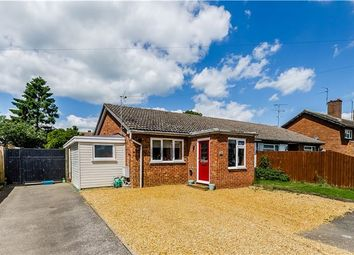 Thumbnail 3 bed semi-detached bungalow for sale in Orchard Estate, Little Downham, Ely