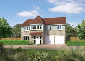 "Thumbnail 5 bedroom detached house for sale in ""Noblewood"" at East Calder, Livingston"