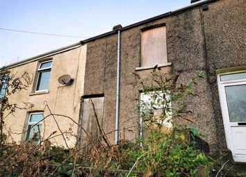 Thumbnail Terraced house for sale in Giants Grave Road, Briton Ferry, Neath