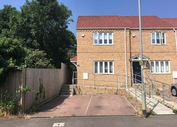 Thumbnail 2 bed semi-detached house to rent in Osborne Road, Wisbech