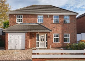 Thumbnail 3 bed detached house for sale in Tattershall Road, Boston