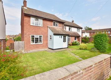 Thumbnail 4 bed semi-detached house for sale in St. Pauls Gardens, Billericay