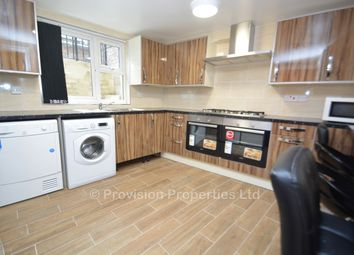 Thumbnail 5 bed terraced house to rent in Branksome Terrace, Hyde Park, Leeds