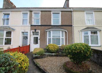 Thumbnail 2 bed terraced house for sale in Belgrave Terrace, Liskeard