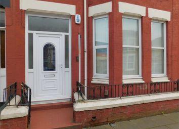 Thumbnail 3 bedroom terraced house to rent in Selkirk Road, Liverpool, Merseyside