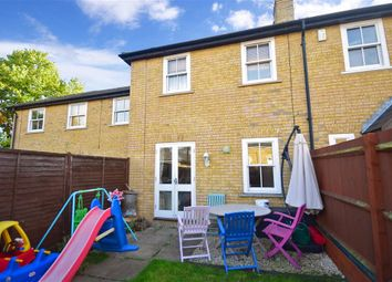 Thumbnail 2 bedroom terraced house for sale in Falcon Close, Herne Common, Herne Bay, Kent