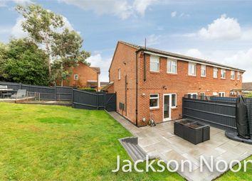 2 bed end terrace house for sale in Vivien Close, Chessington KT9