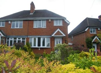 Thumbnail 3 bed semi-detached house for sale in Westhill Road, Birmingham, West Midlands