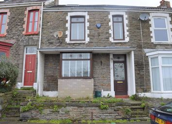 Thumbnail 3 bed terraced house for sale in Seaview Terrace, Mount Pleasant, Swansea