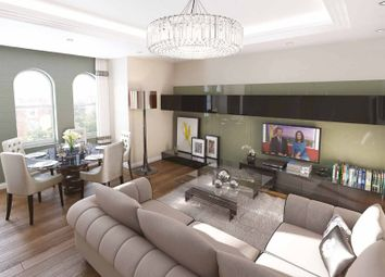 Thumbnail 1 bed flat for sale in Kensington High Street, South Kensington