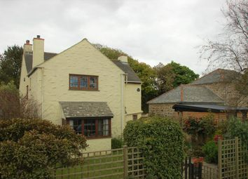 Thumbnail 4 bed cottage for sale in Manaccan, Helston