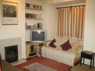 Thumbnail 2 bed terraced house to rent in Ringslade Road, London