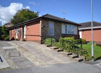 Thumbnail 3 bed detached bungalow for sale in Meadow Vale, Outwood, Wakefield