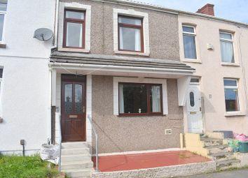 Thumbnail Terraced house for sale in Dinas Street, Plasmarl, Swansea.