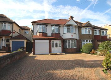 Thumbnail 4 bed semi-detached house for sale in Green Moor Link, London