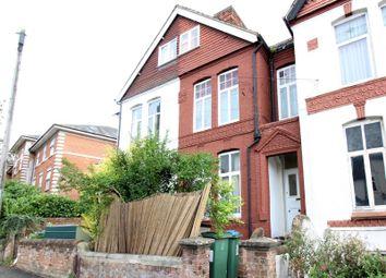 Thumbnail 1 bedroom flat for sale in Garden Flat, 4 Bicester Road, Aylesbury, Buckinghamshire
