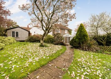 Thumbnail 3 bed detached house for sale in Church Lane, Stelling Minnis, Canterbury