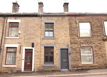 Thumbnail 3 bed terraced house for sale in Charlestown, Glossop