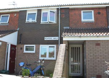 Thumbnail 2 bed flat for sale in Reapers Walk, Wolverhampton, Staffordshire